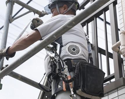 System scaffolding is modular